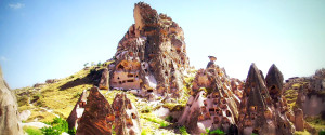 Cappadocia-tours-ancient-rock-houses