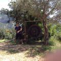 A-Day-Hike-on-The-Lycian-Way-its-lunchtime